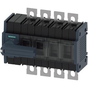 Lasttrennschalter 200A Baugr. 3 / 4-polig Frontantrieb links