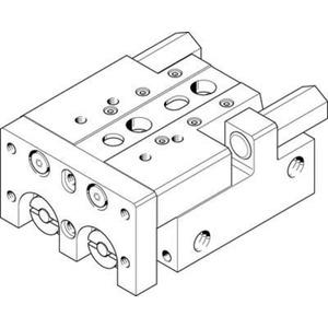 Mini-Schlitten SLT-20-20-P-A