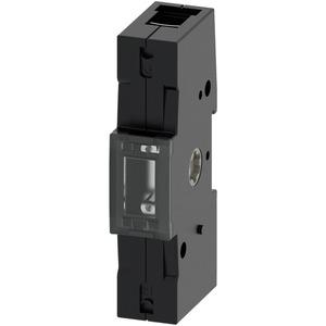 Zubehör für 3KD Baugr. 2 Neutralleiter -/Erdungsklemme mit fester Brüc