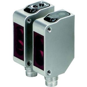 Optischer Sensor Einweglichtschranke Metallgehäuse IP69K 0,8m PNP-Aus.