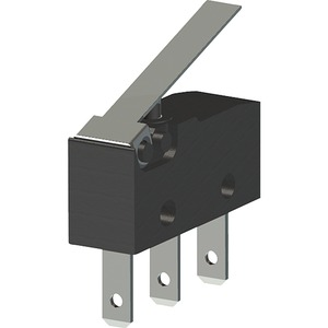 Zub. für Sicherungslasttrennschalter für NH000 Hilfsschalter 1W