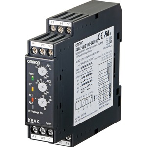 Überwachungsrelais1-Phase H-L / L-L / H-H bis 150 VAC/DC