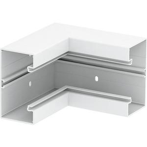 Inneneck 70x130mm PVC cremeweiß RAL 9001