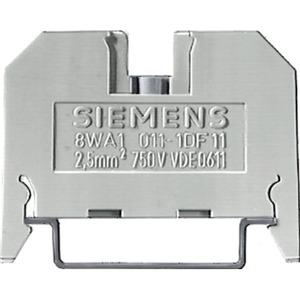 Durchgangsklemme beidseitig Einzelklemme 6mm gR 2,5