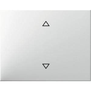 Wippe mit Aufdruck Symbol Pfeile K.1 polarweiß glänzend