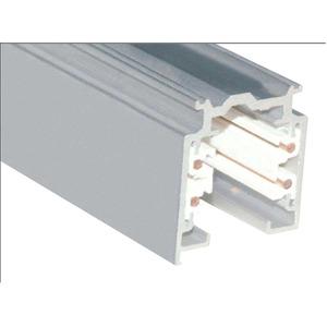 Stromschiene-HV silber 3-Phasen XTS 4200-1 L 2.000mm Aufbau