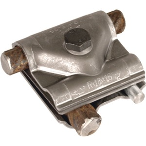 Dehn MAXI-MV-klemme M12 St/tZn Rd. 8-16/15-25 mm