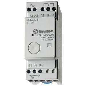 Stromstoßschalter für DIN-Schiene elektron 1 W 16 A 230 V AC Serie 13