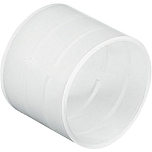 Rohr-Verschlussstopfen Ø 25 mm weiß
