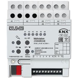 KNX Multistation REG-Gehäuse 4 TE