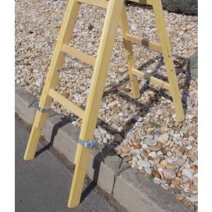 Leiternverlägerung 3 - 8 Stufen