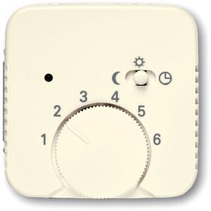 Zentralscheibe für Temperaturregler 1095 U 1096 U 1095 UF cremeweiß