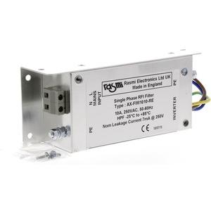 EMV-Unterbaufilter MX2 10 A 240 VAC 1-phasig 0,1 bis 0,4 kW
