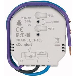 Heizungsaktor 10A, für elektrische Heizung mit Energiemessung