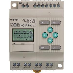 Kleinsteuerung ZEN Basisgerät DELUXE 230 VAC 6E + 4A (Relais)