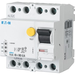 FI-Schalter digital 63A 4-polig 300mA Typ U