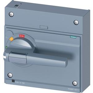 Frontdrehantrieb Standard IEC IP30/40 Zubehör für 3VA15/25 1000