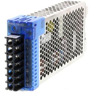 Schaltnetzteil Metallgeh.PSU 100W 100/240 VAC / 24 VDC / 4,5A Alarm