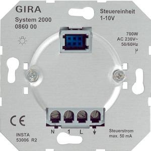 Steuereinheit 1-10V Einsatz System 2000