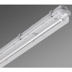 Leuchte höherer Schutzart - Diffusor klar PA 1/18 EVG kg