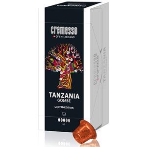 Kaffee Kapseln für Cremesso Kapselmaschine Tanzania Gombe Limited 16 Stk.