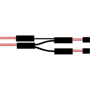 Typ X X-Abzweig für 4 Heizbänder für selbstlimitierende Heizbänder