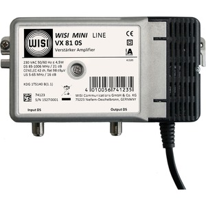 Verstärker VX 81 0S