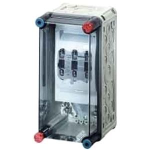 MI 5150 MI-NH-Sicherungslastschaltergehäuse 1xNH00 3pol 125A +PE +N