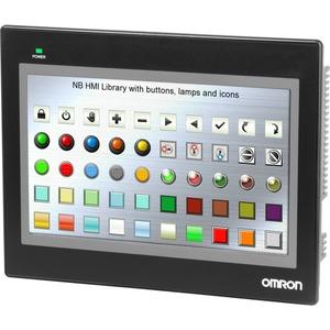 Touch-Panel Serie NBxx 10Z TFT serielle Schnittstelle Ethernet