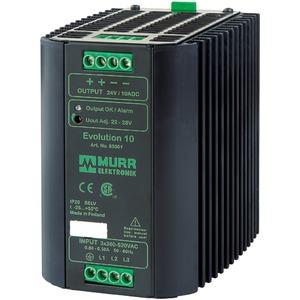 Schaltnetzteil Evolution 3PH IN 360-520VAC OUT 22-28V 10A