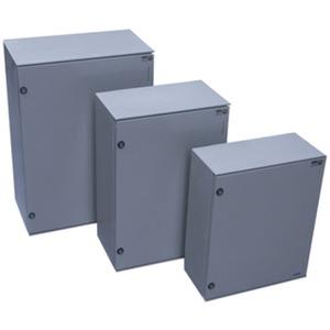 Kunststoff Gehäuse IP66 430 x 530 x 200 mm