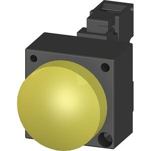 22mm Kunststoff rund Leuchtmelder unbel.