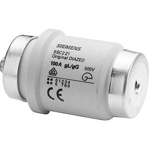 DIAZED-Sicherungseinsatz 500V gL/gG Gr.DIVH R1 1/4 100A