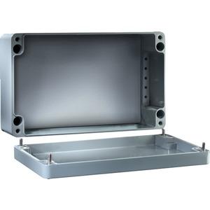 Aluminiumguss-Gehäuse (3 Stk.) grau 98 x 64 x 36 mm