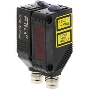 Optischer Sensor Einweglichtschranken-Laser 60 m M8-Stecker (4-polig)