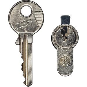 Profil-Halbzylinder CES für DELTA Jalousie-Schlüsselschalter