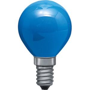 Tropfenlampe 25W E14 Blau