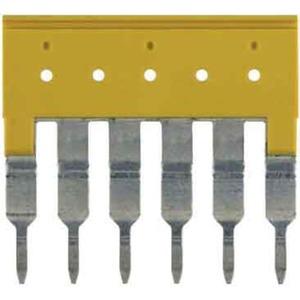 Querverbinder / Brücker für Reihenklemme ZQV 2.5N/6 GE