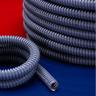 PVC Schutzschlauch Stahlspirale hochflexibel Außendm 14 mm / L = 10 m