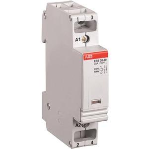 Installationsschütz brummfrei 24V AC / 2S - kein Anbau von Hilfskont.