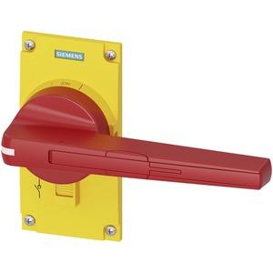 Zubehör für 3KD Baugr. 5 Direktantrieb rot/gelb