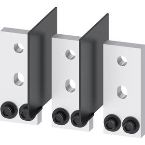 Anschlussverbreiterung frontseitig 3 Stück - Zubehör für 3VA15/25 1000