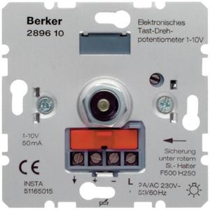 Tast-Drehpotenziometer 1-10 V Hauselektr onik