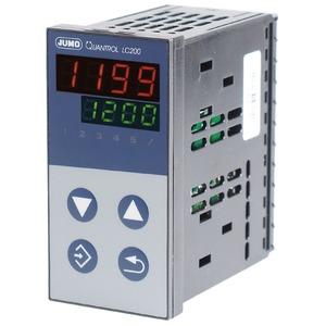 Quantrol LC200 Kompaktregler 48x96mm Zwei- Dreipunkt- stetiger Regler