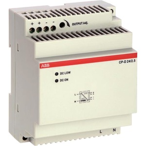 Netzteil In: 100-240VAC Out: 24VDC/2.5A