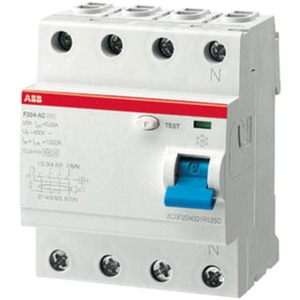 Fehlerstromschutzschalter F204AC-40/0,03