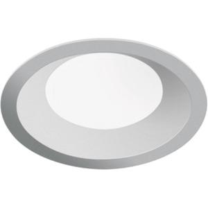 PUNCTOLED DL 200 Einbaudownlight LED 1900lm 830 grau