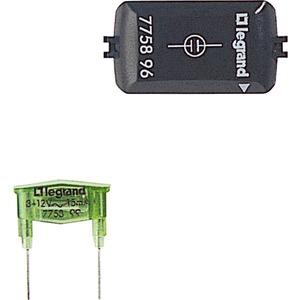 Glimmaggregat 8-12 V 15 mA grün