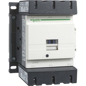 Leistungsschütz AC-schaltend 3P 55KW 1S+1Ö 24VAC LC1D115B7