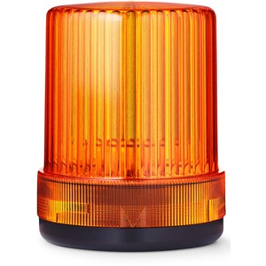 Xenon Blitzleuchte orange 230/240 V AC